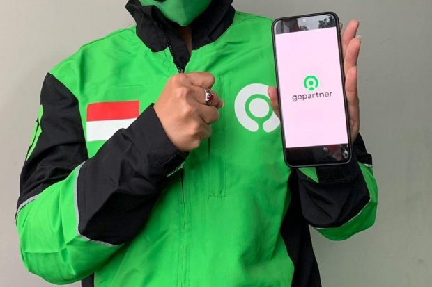 Aplikasi GoPartner dari Gojek