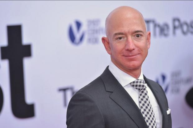 startup, Jeff Bezos