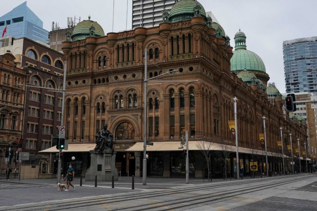 Sydney, Covid-19