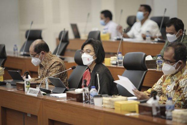 banggar, DPR, defisit anggaran