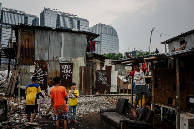 Angka Kemiskinan di Jakarta Capai Level Tertinggi dalam 20 Tahun Terakhir