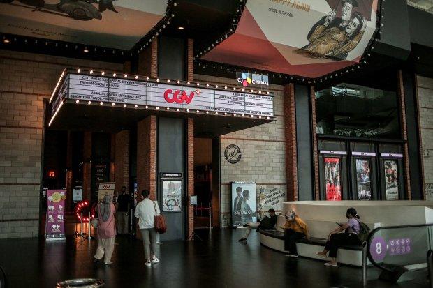 Bioskop Kembali DIbuka di Masa PPKM Level 3