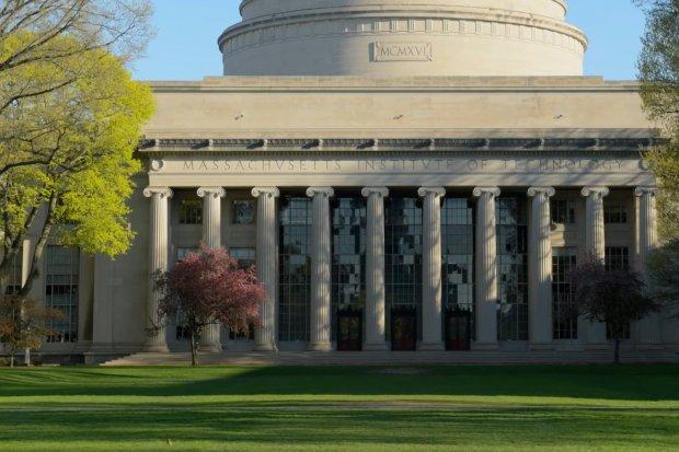 Gedung Massachusetts Institute of Technology (MIT)