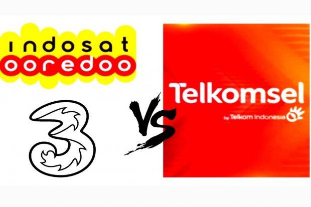 indosat, merger indosat dan tri, telkomsel