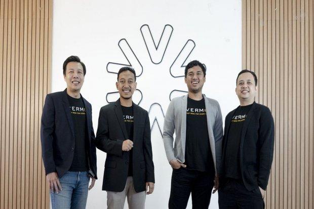 pendanaan, startup, evermos, telkom, telkomsel
