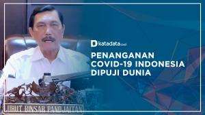 Penangan Covid-19 Indonesia DIpuji Dunia 1