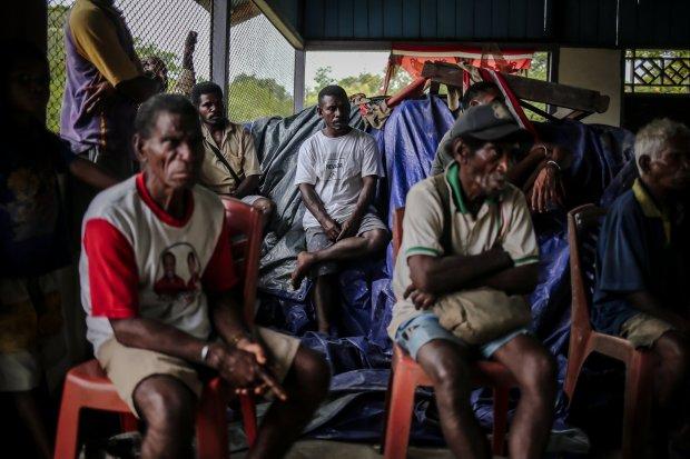 Masyarakat Adat Suku Moi Menanti Janji Surga Perusahaan Sawit