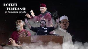 Potret Toleransi di Kampung Sawah