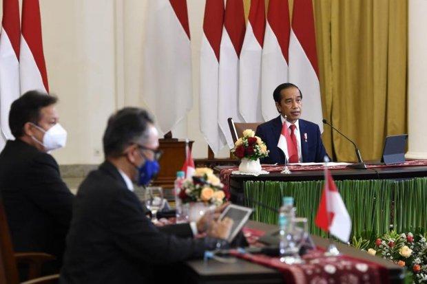 Jokowi, PBB, covid-19, vaksin, afghanistan
