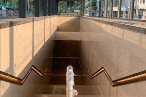 Terowongan Silaturahmi Masjid Istiqlal dan Gereja Katedral Jakarta