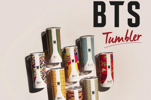 BTS, kopi kenangan, startup, kuliner