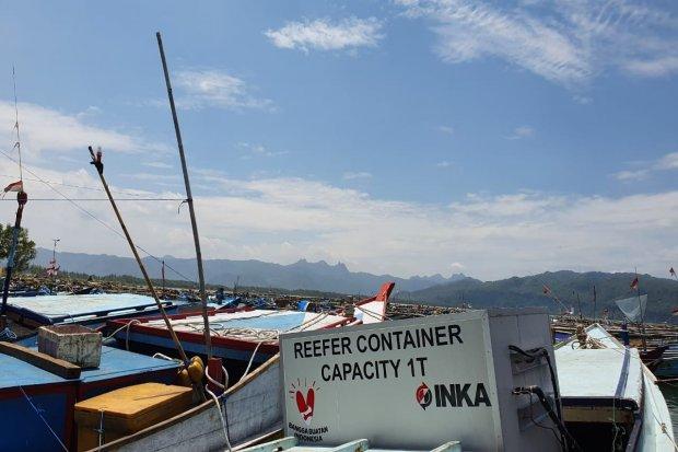 Luhut, kontainer, perdagangan