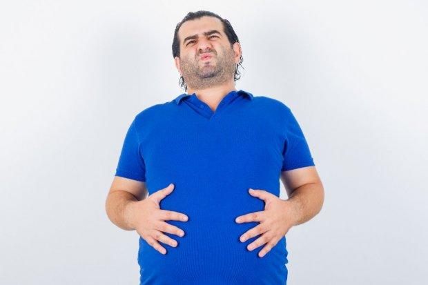 Ilustrasi cara mengatasi perut kembung