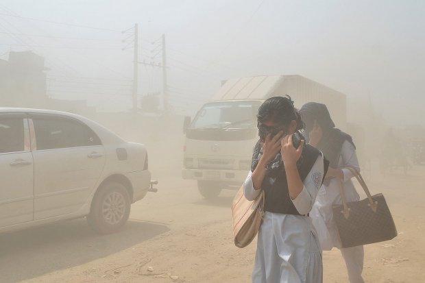 Perbedaan PM 2.5 dan PM 10