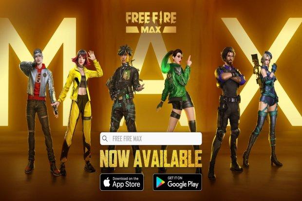Free Fire, ff, free fire MAX