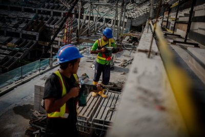 Menilik Pembangunan Jakarta International Stadium (JIS)
