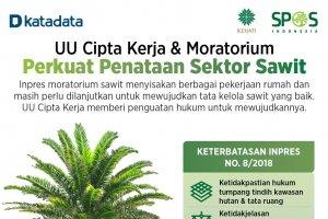 Infografik_UU Cipta Kerja & Moratorium Perkuat Penataan Sektor Sawit