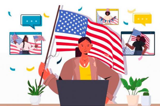 Amerika Serikat, pelajar, Indonesia