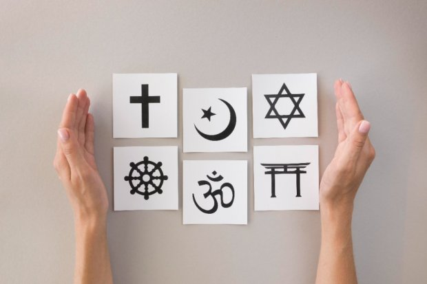 Agama terbesar di dunia