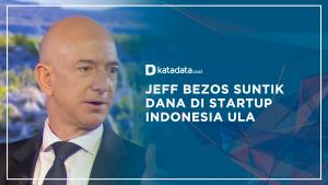 jeff Bezos Suntik Dana di Startup Indonesia, Ula