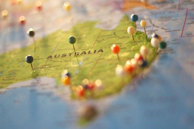 australia, turis asing, pelajar