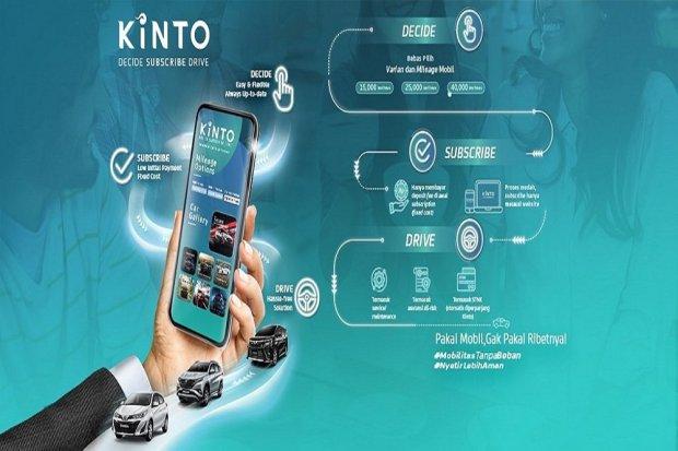 Inovasi Tiada Henti, Toyota Tawarkan Layanan Daring Menyeluruh