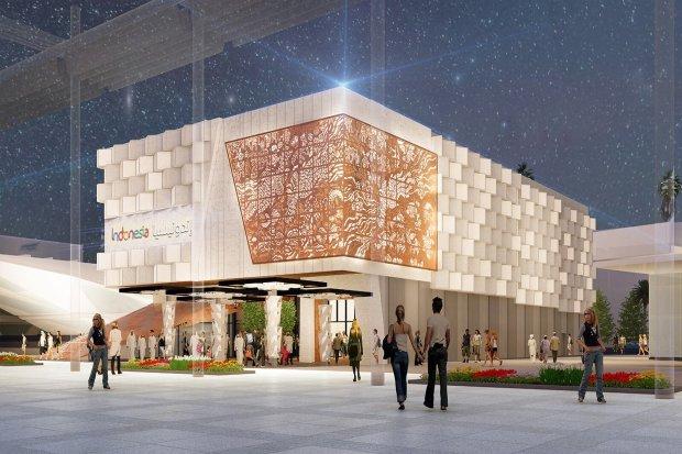 Dubai, Expo Dubai, Indonesia