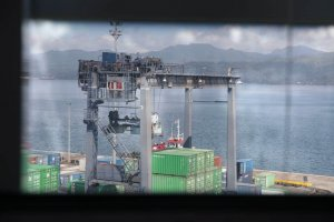 Pelabuhan Ambon Baru