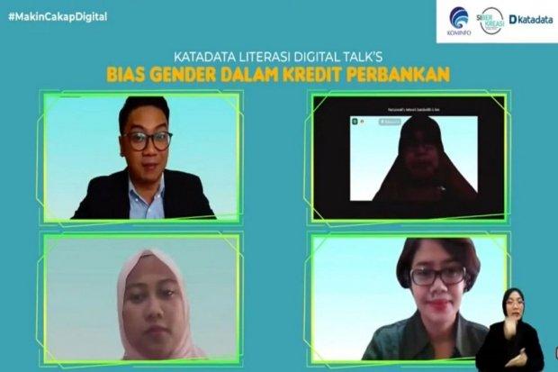 Bias gender dalam kredit perbankan