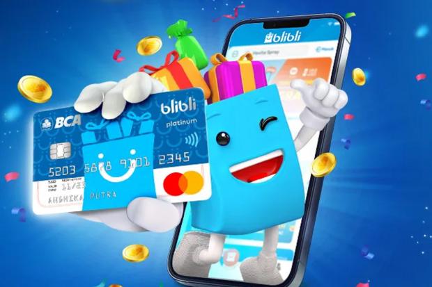 Blibli bekerja sama dengan BCA