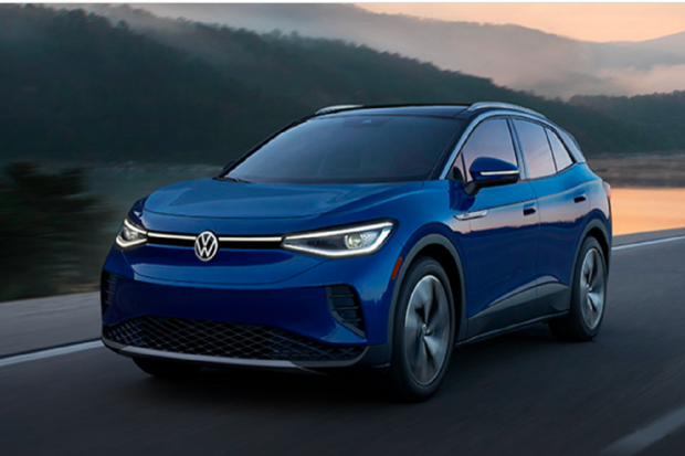 Bahlil, Volkswagen, baterai listrik