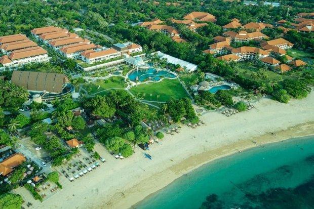 Hotel, Bali, turis