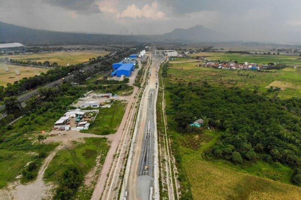 Kereta Cepat Jakarta Bandung, kereta, kereta cepat, BUMN