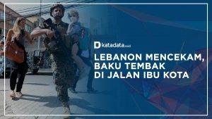 Teror Lebanon