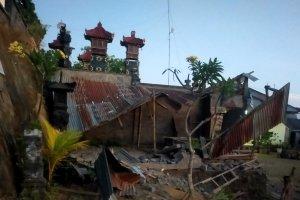 Gempa bumi di Bali