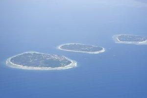Menikmati Pesona Lombok dari Ketinggian