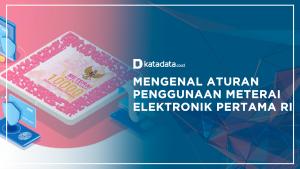 Meterai elektronik