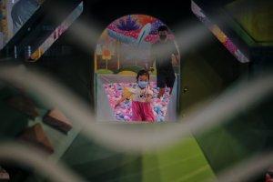 Wahana Permainan Anak-anak di Pusat Perbelanjaan Kembali Dibuka