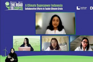The Road To Cop26 Day 2 Sesi 3