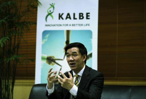 KLBF Kalbe Farma Bentuk Perusahaan Baru dan Kaji IPO Beberapa Anak Usaha - Korporasi Katadata.co.id