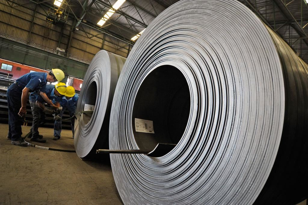 Krakatau Steel spin off untuk restrukturisasi utang krakatau Steel
