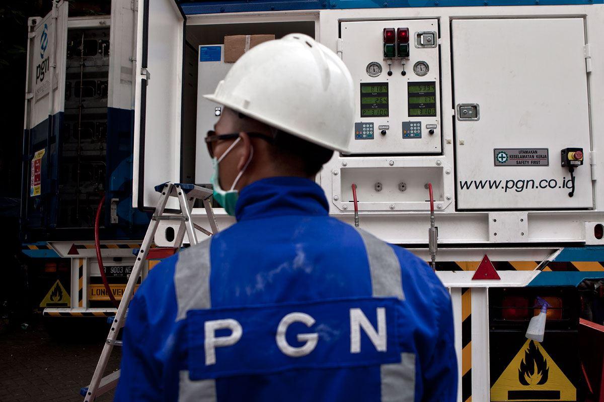 Perusahaan Gas Negara (PGN)