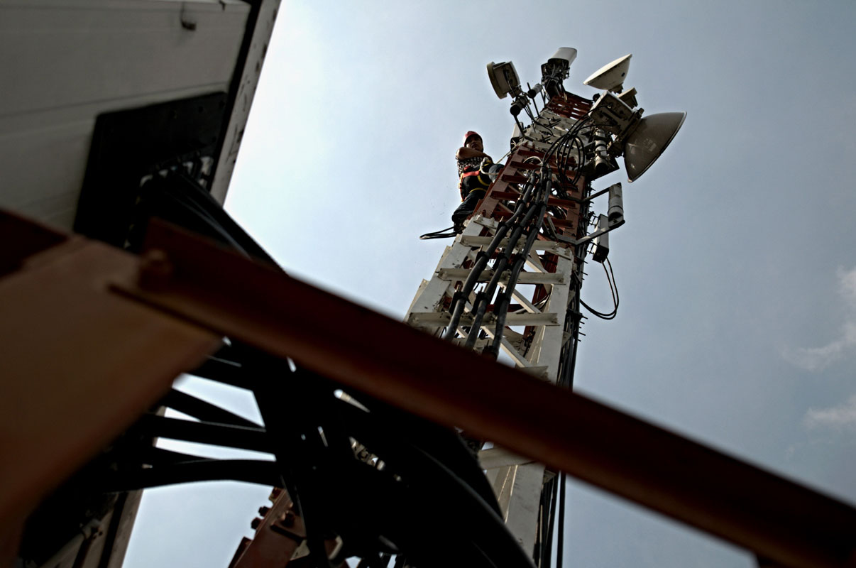 Menara Seluler