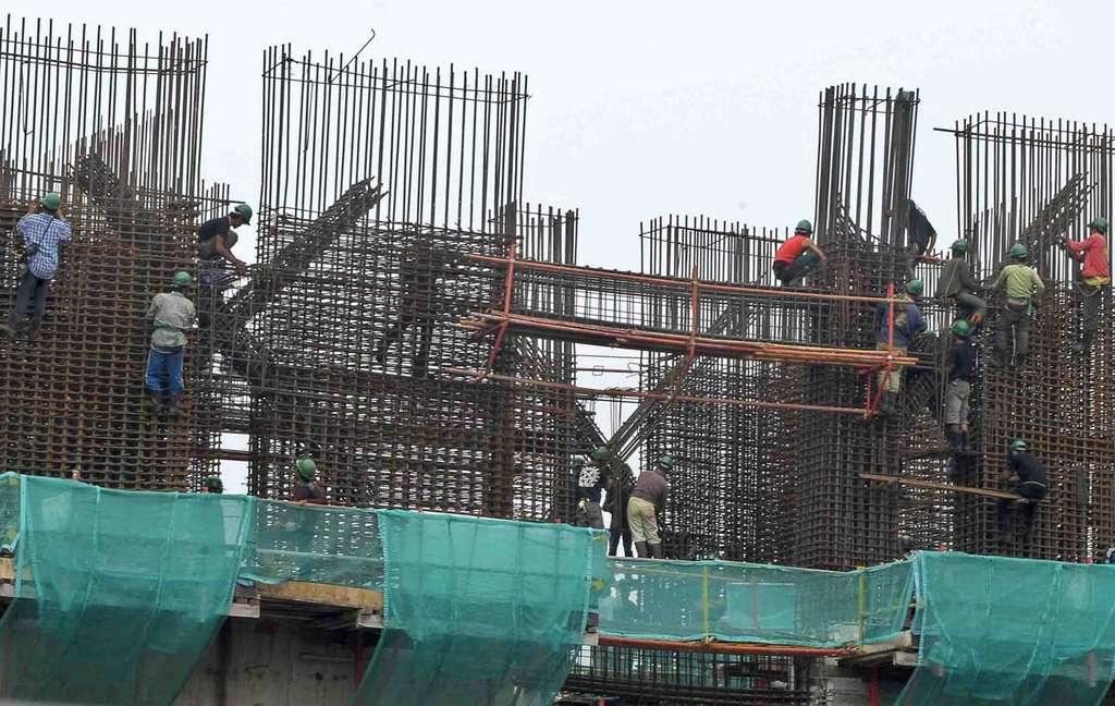 pembangunan infrastruktur