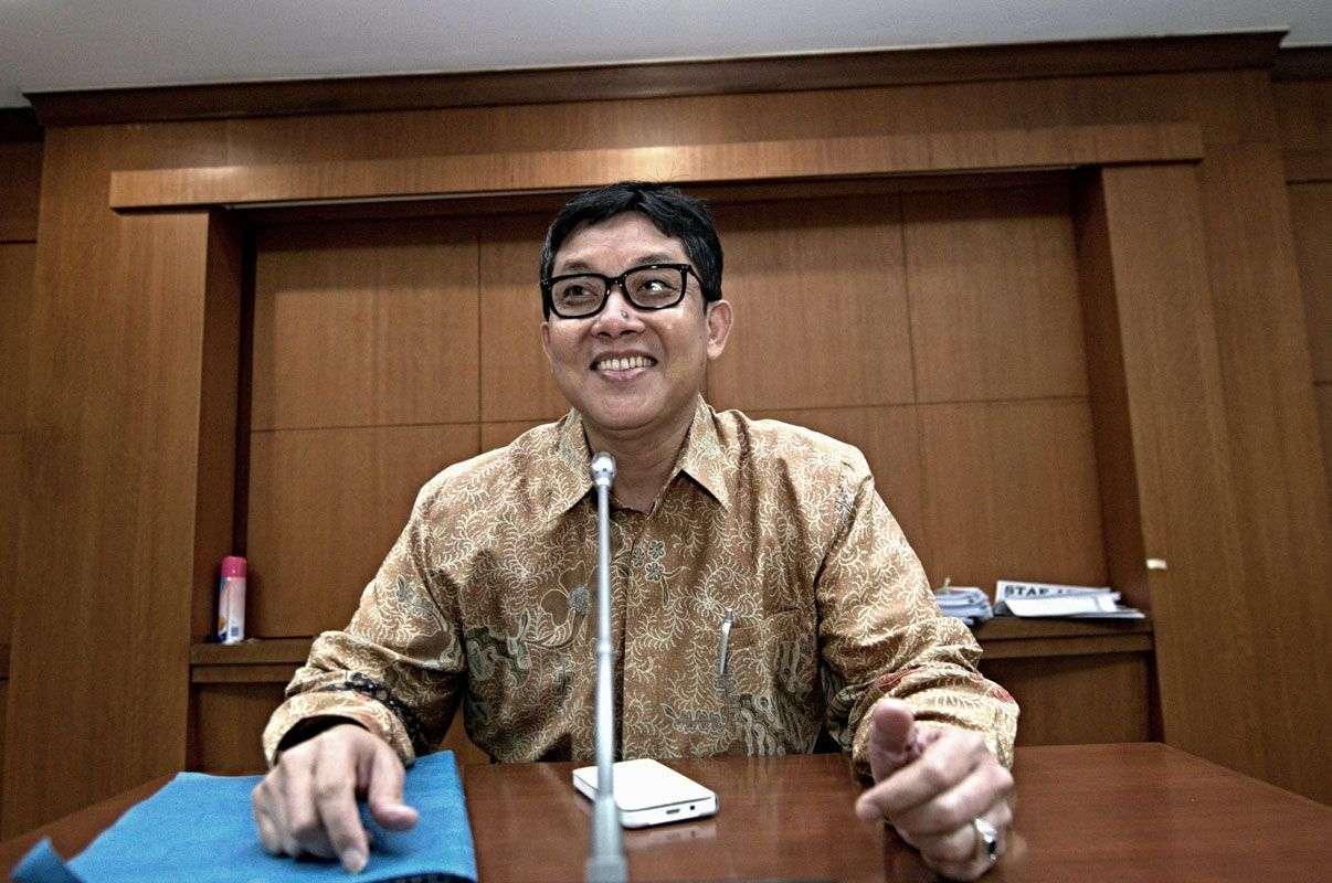Ali Masykur Musa KATADATA|Arief Kamaludin