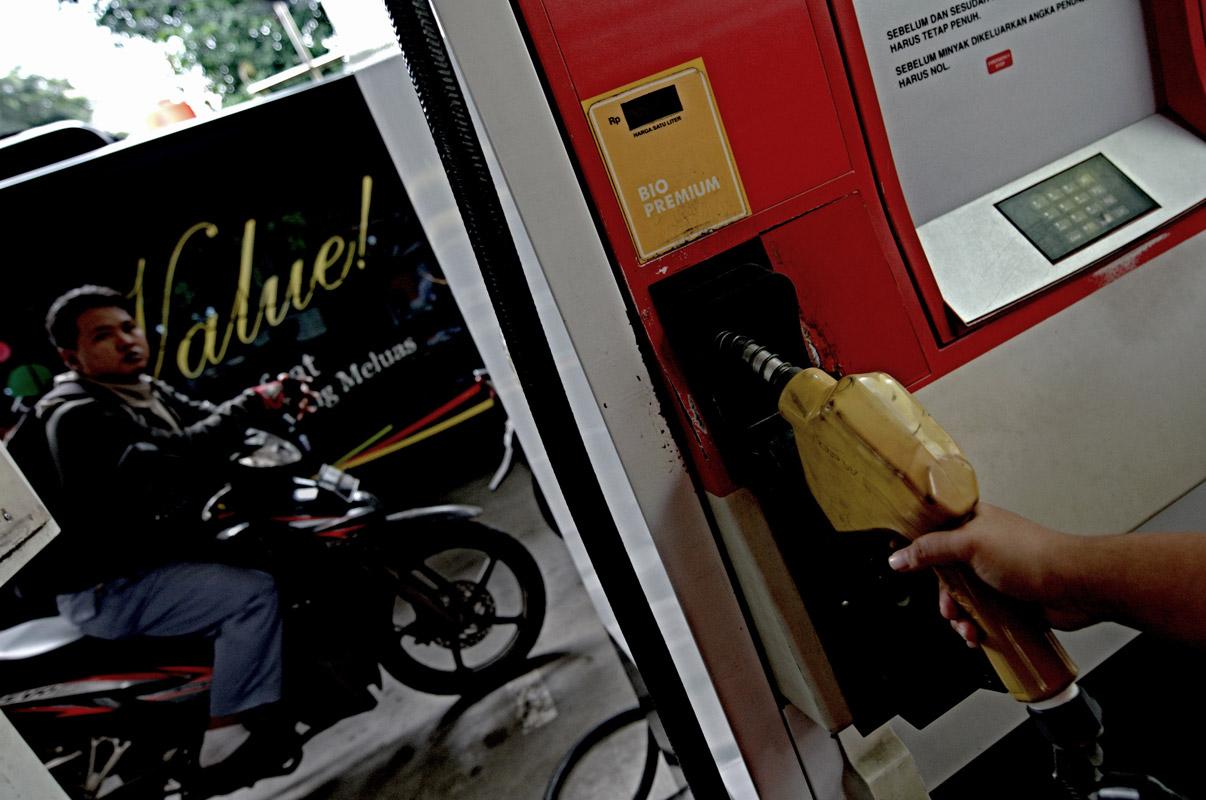 BBM Subsidi KATADATA | Arief Kamaludin