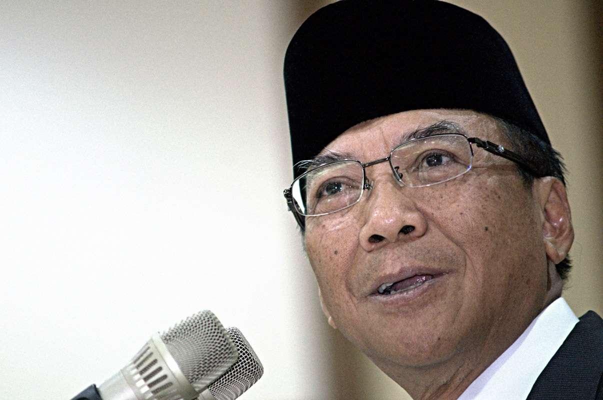 Jero Wacik KATADATA|Arief Kamaludin