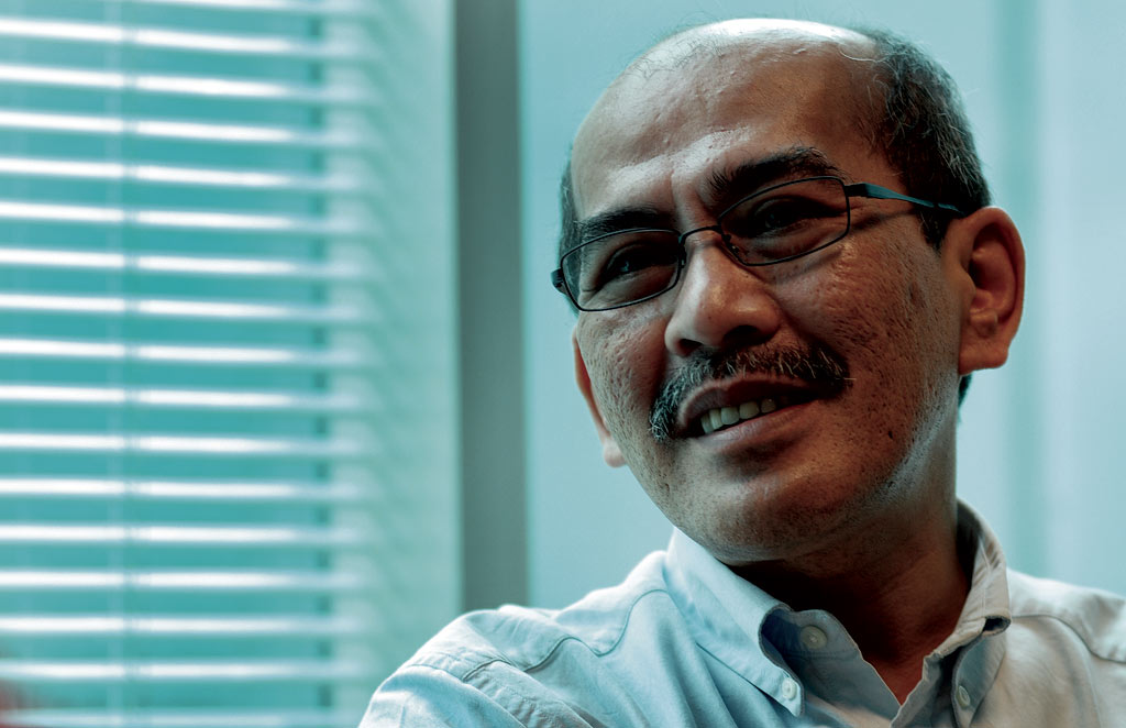 Faisal Basri KATADATA|Agung Samosir