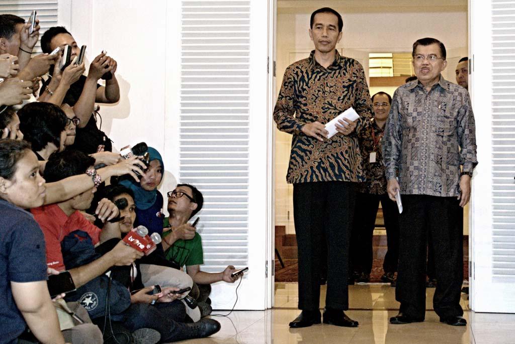 Jokowi & JK