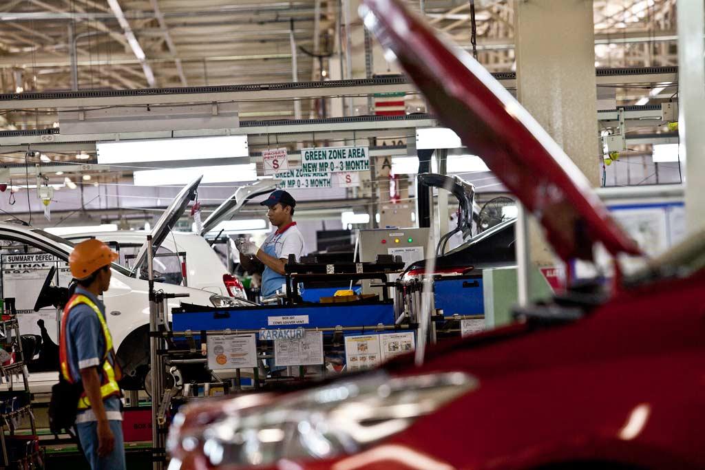 Pabrik Toyota